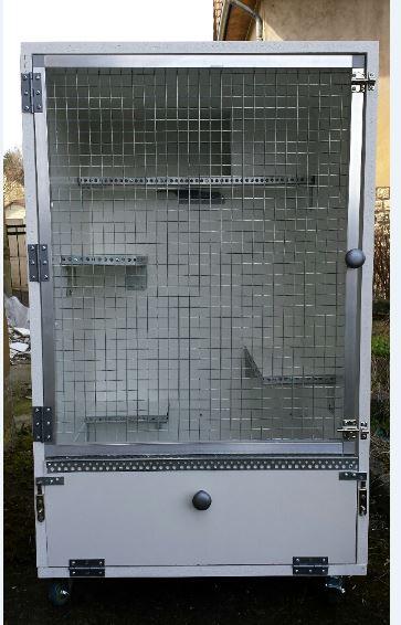 cage petit