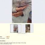 """Bébé vendu à 2 mois, prix bas, mauvaise sélection (type """"raton"""")"""